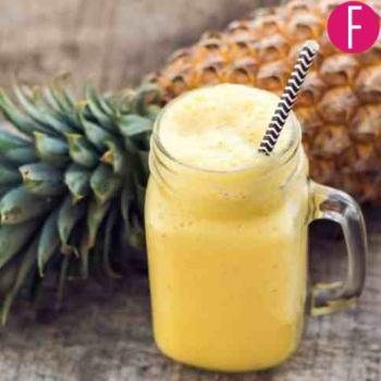 pineapple lassi , summer , refreshing