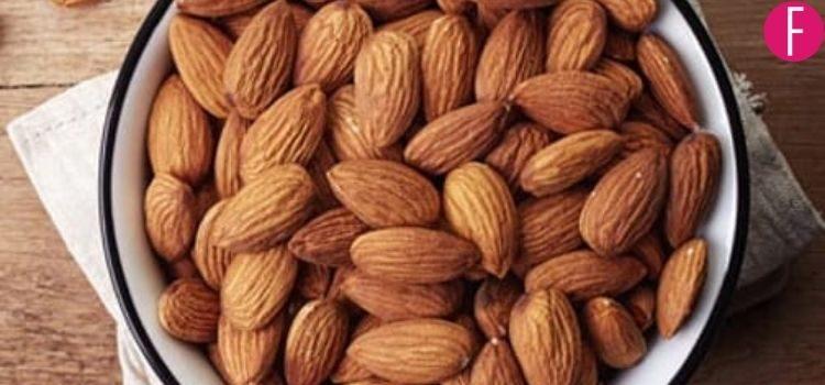 almonds, almond butter