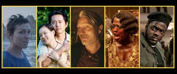 Oscar noms 2021