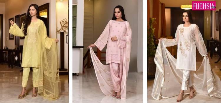 Pakistani Fashion, Eid Collection