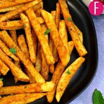 Masala fries, homemade, potato, children, comford food, Ramadan diaries, Iftar, Ramzan, Daawat
