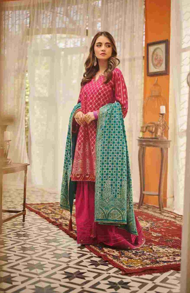 Meethis Eid Collection, Bonanza Satrangi