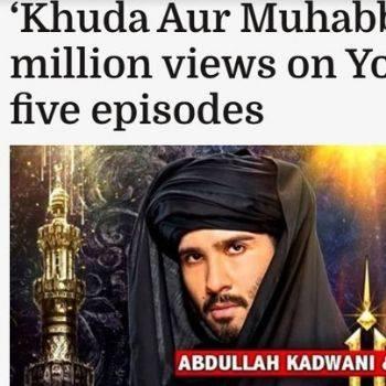 COVID-19 and KhudAurMuhabbat-millionviews