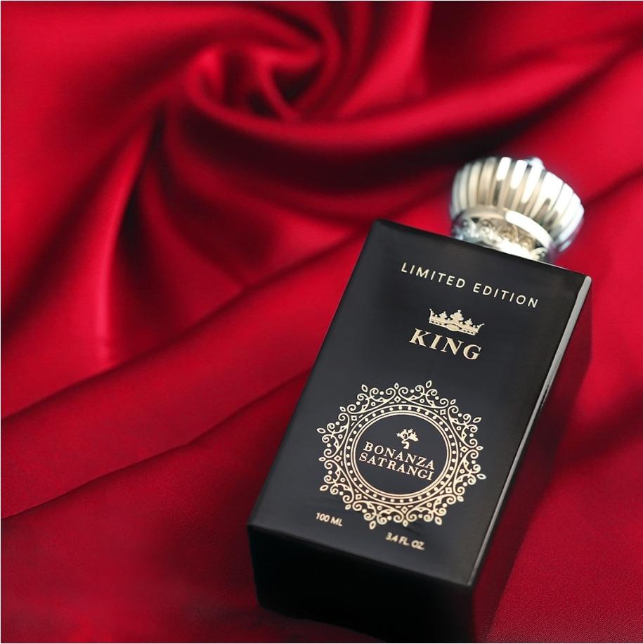 Bonanza Satrangi perfumes