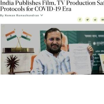 India SOP for TV, FILM