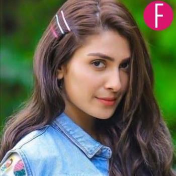 Ayeza khan, weekend hairstyles, hairdo