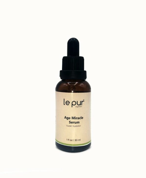 le Pur, age miracle serum, skincare, shopping