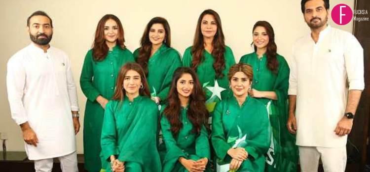 Sinf-e-Aahan. Sajal Aly, Yumna Zaidi, Syra Yousuf, Kubra Khan & Ramsha Khan