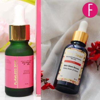 skincare, face serums