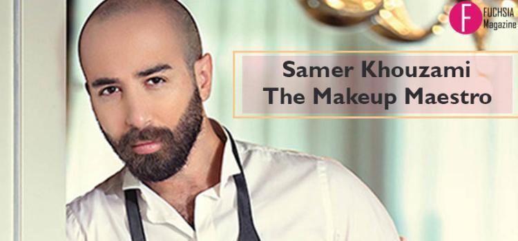samer, khouzami, makeup artist