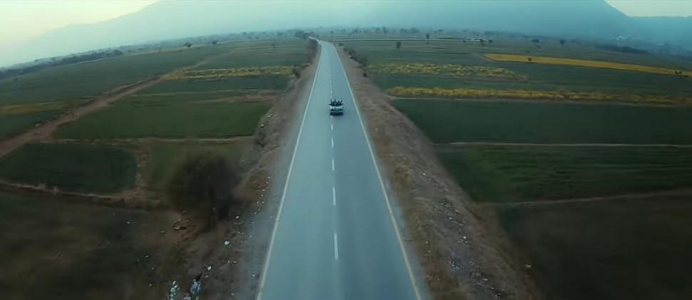 road trip, short film, digestive showtime