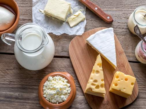bloating, dairy prducts, yoghurt, milk, cheese, foods that cause bloating
