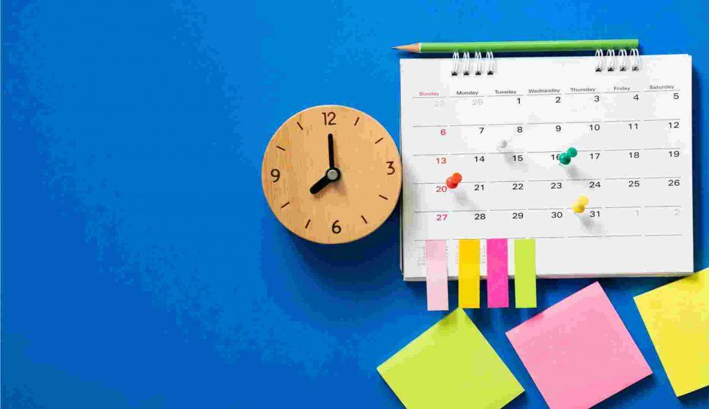 work-life balance, break