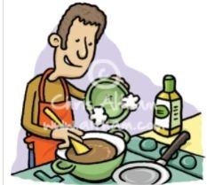 Husbands who cook