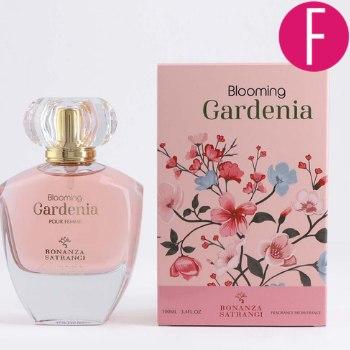 blooming gardenia, bonanza satrangi perfumes