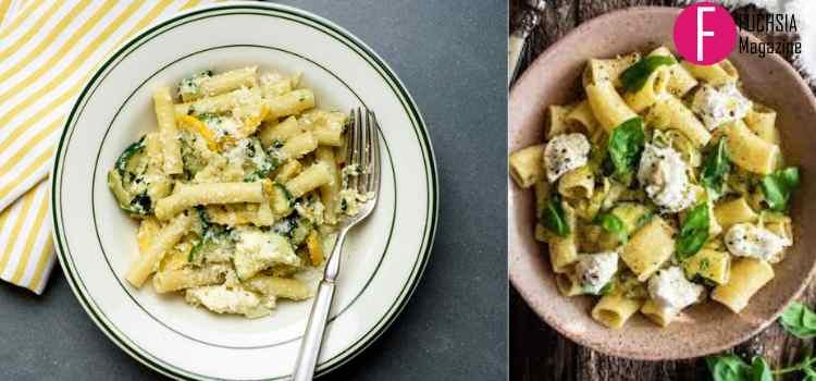 ingredients, summer pasta recipe