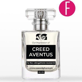 Creed Aventus saeed ghani