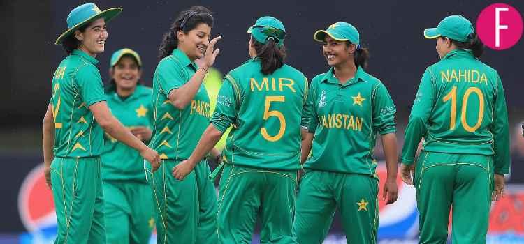 pakistan women's cricket team