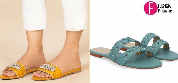 chappals, eid shopping