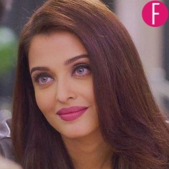 classic eyeliner, simple makeup, aishwarya rai