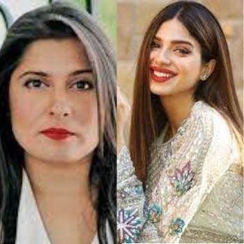 Sonya Hussain and Sharmeen Obaid