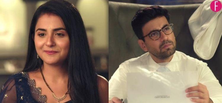 Shaurya and Anokhi, newly weds