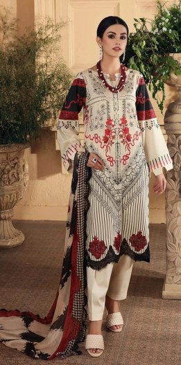 house of charizma, unstitched, eid collection