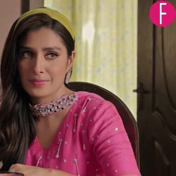 Ayeza khan as geeti, Laapata