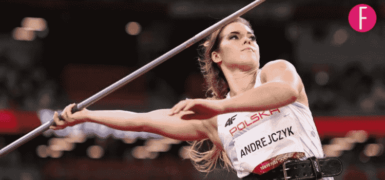 Maria Andrejczyk tokyo olympics 2020