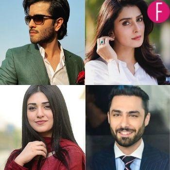 11 Actors Who Impressed This Week. Ayeza Khan, Ahmed Ali Akbar And More!