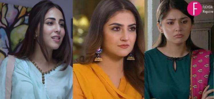 pakistani drama heroines