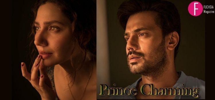 mahira khan, zahid ahmed, prince charming