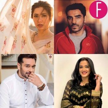 adeel hussain in aakhir kab tak, faysal quraishi fitoor, mahira khan Hum kahan kay sachay thay, kiran tabeir parizaad