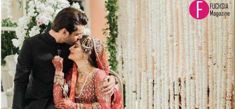 minal khan wedding