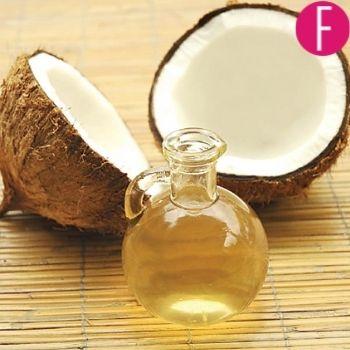 coconut oil, hair care