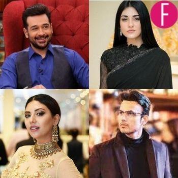 faysal quraishi, usman mukhtar, sarah khan, sunita marshall, actors of the week