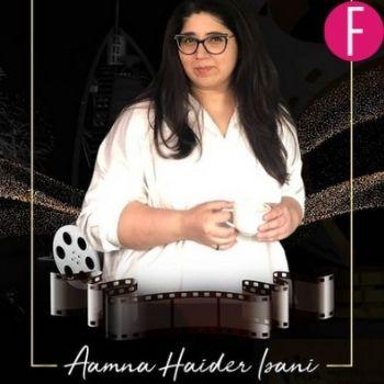 PISA awards jury members, amna haider isani