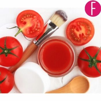 tomato for skin, skincare, DIY