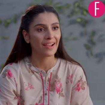 ayeza khan as geeti in laapta