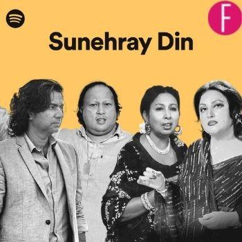 spotify, sunehray din playlist