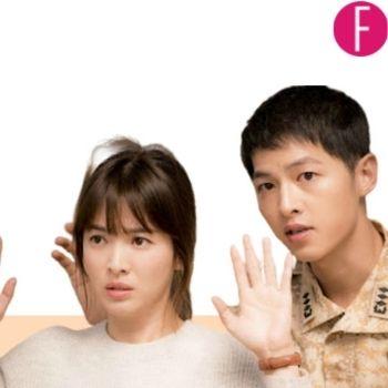 korean drama, k-drama, Descendants Of The Sun