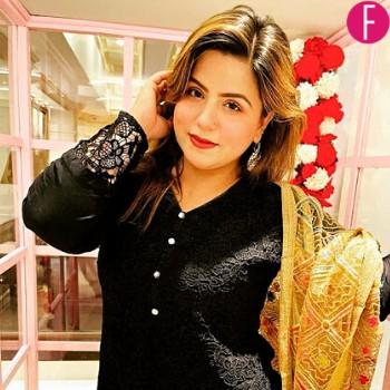 Ayesha Akram case, Tiktoker