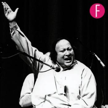 Nusrat Fateh Ali khan, songs, qawali