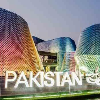 dubai expo, pakistan pavilion
